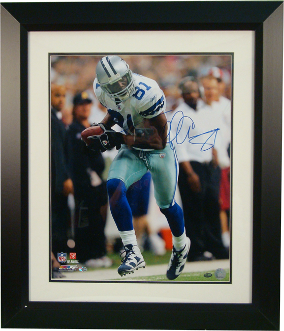 super popular 43884 8dffc Terrell Owens Autographed Photograph Including a 16